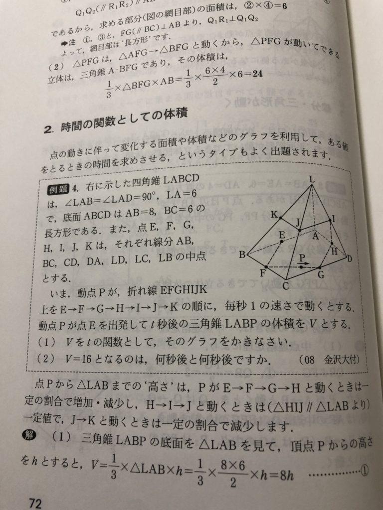 解放のエッセンス・立体図形・応用編